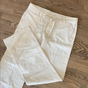 Zenana Outfitters Pants - NWOT Zenana outfitters light breathable linen pant